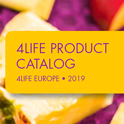 4Life product catalog EU